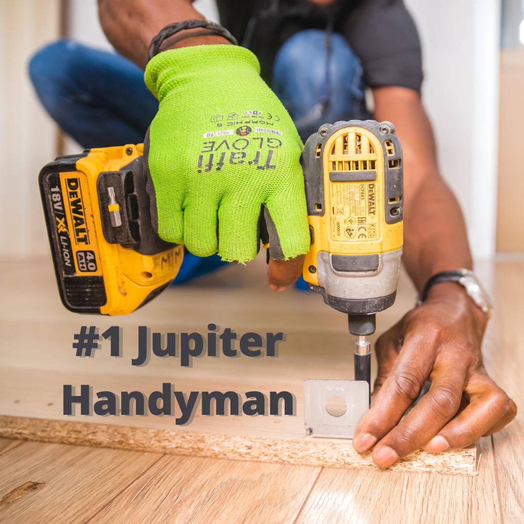 handyman in jupiter